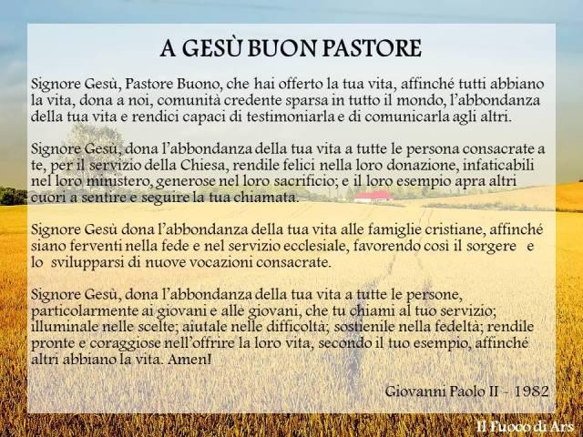 A Gesù Buon Pastore