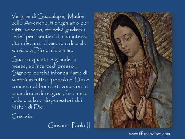 Madonna Guadalupe